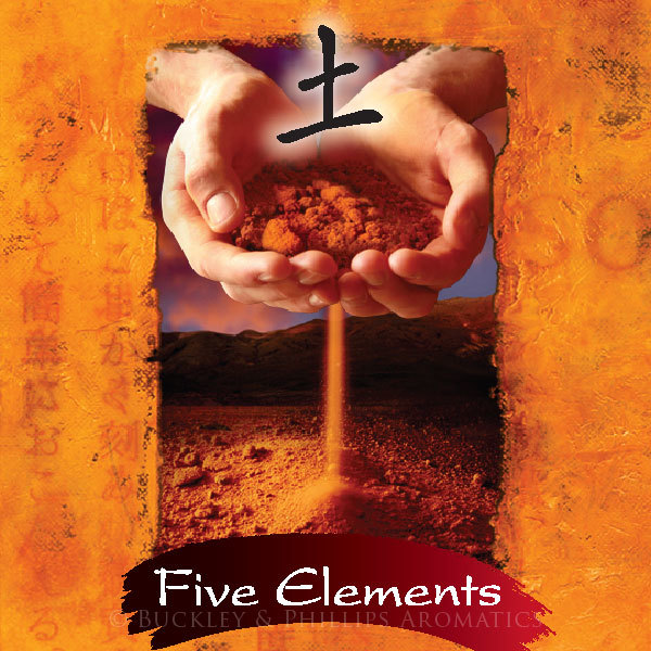 Five Elements-Earth Incense