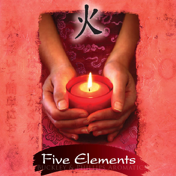 Five Elements-Fire Incense