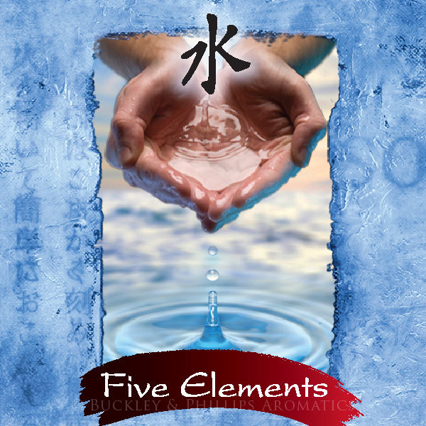 Five Elements-Water Incense