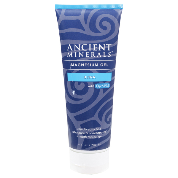Ancient Minerals-Magnesium Gel Ultra with MSM 237ml