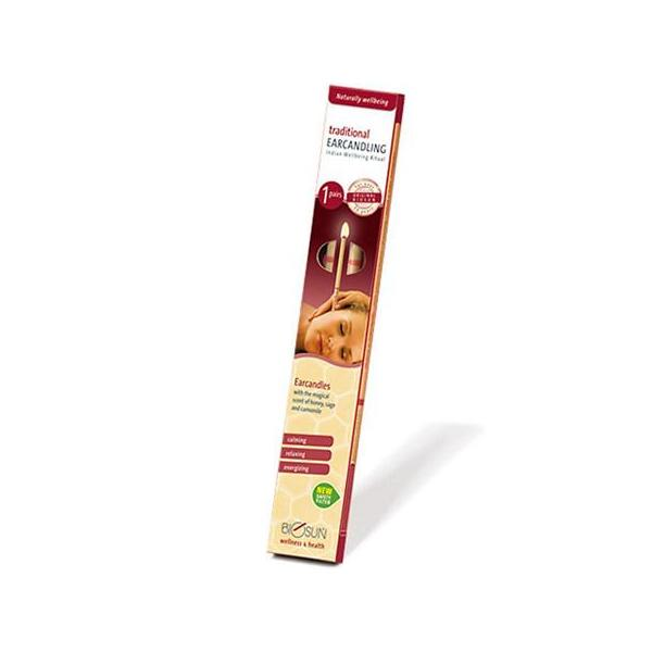 Biosun-Traditional Ear Candles 1 Pair