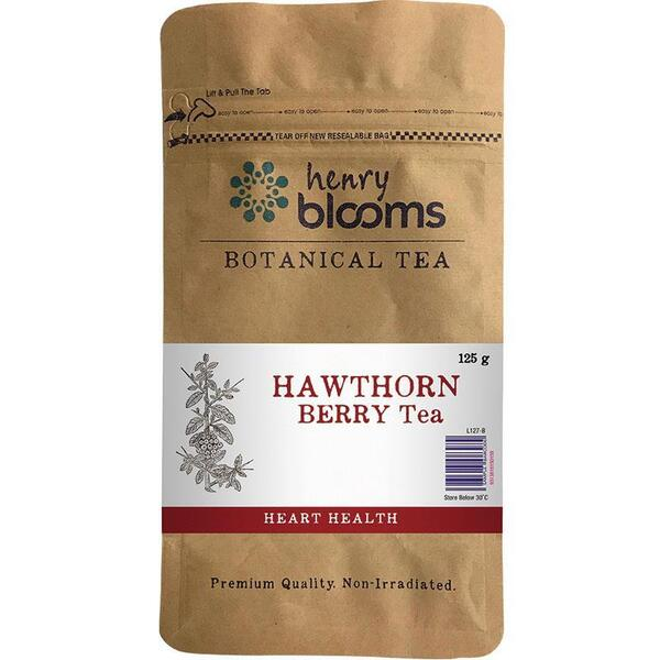 Blooms-Hawthorn Berries Tea 125G