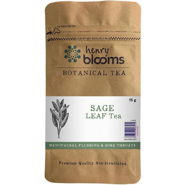 Blooms-Sage Leaves Tea Cut 75G