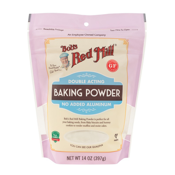 Bob`s Red Mill-Baking Powder - Aluminum Free 397G