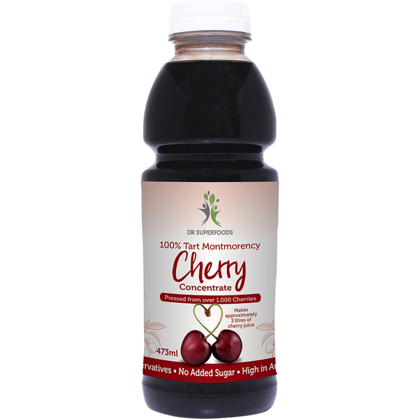 Dr Superfoods-Tart Cherry Juice Concentrate 473ML