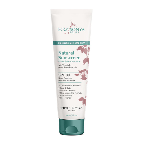 Eco By Sonya Driver-Natural Sunscreen 150ML