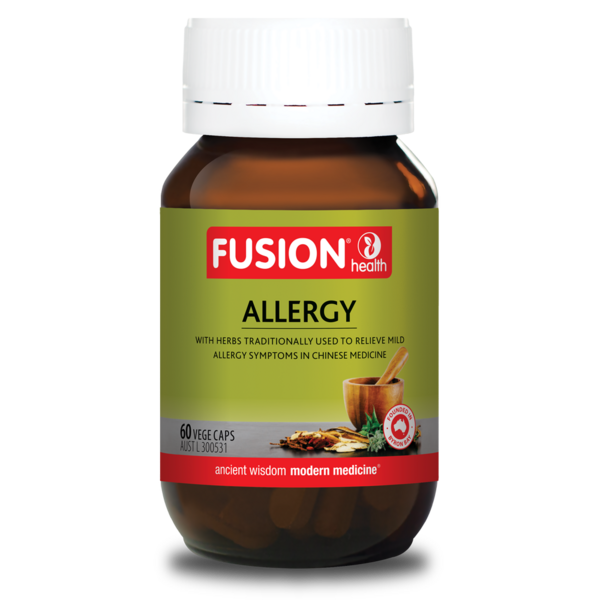 Fusion Health-Allergy 60VC