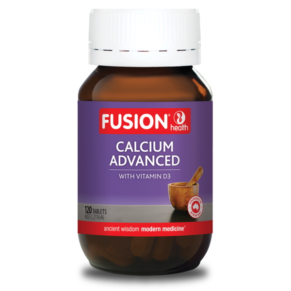 Fusion Health-Calcium Advanced 120T