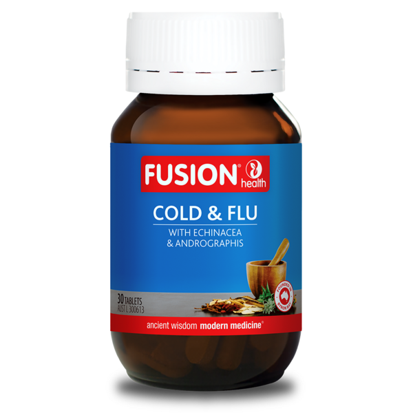 Fusion Health-Cold & Flu 30T