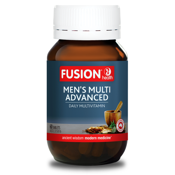 Fusion Health-Men's Multi Advanced 60T