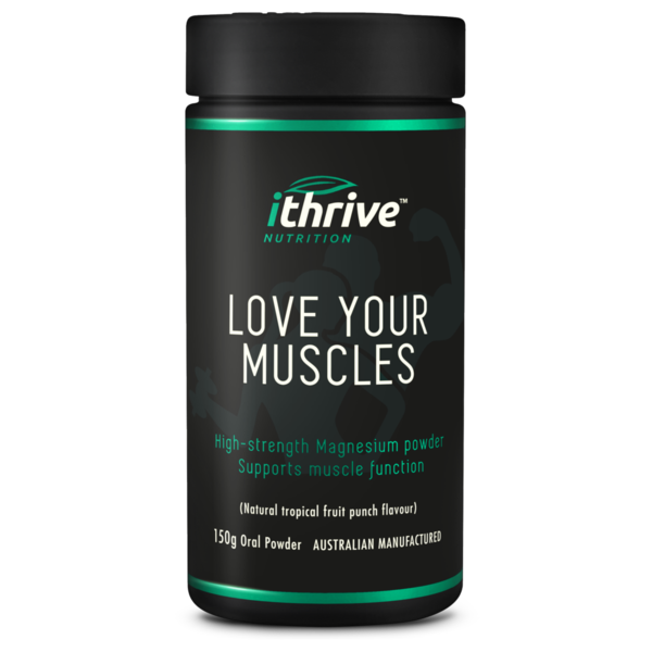 ithrive Nutrition-Love Your Muscles 150G