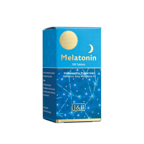 Johnson & Barana-Melatonin 5 X (3 Mg) 100T
