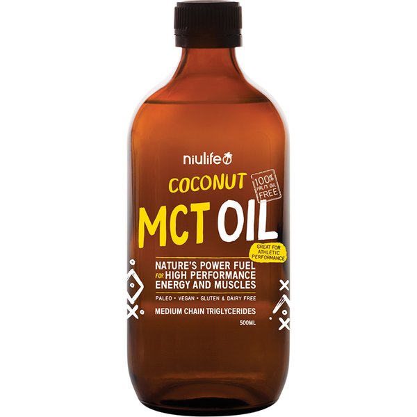 Niulife-Coconut MCT Oil 500ML