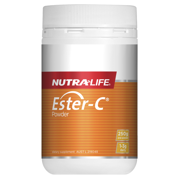 Nutralife-Ester C Powder 250G