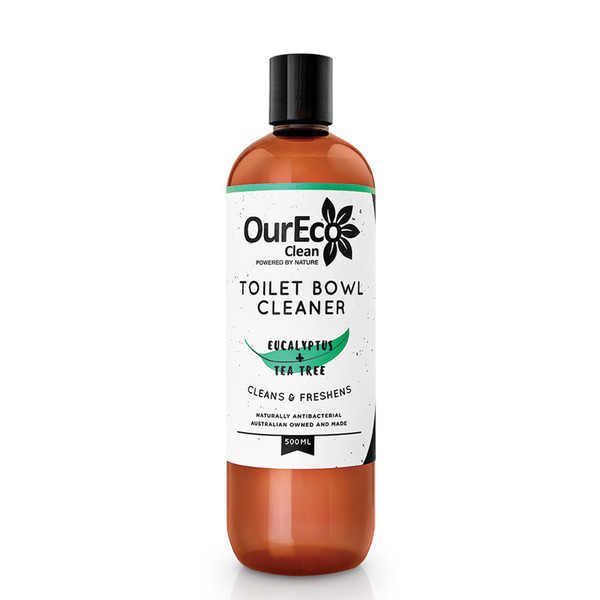 Our Eco Clean-Toilet Bowl Cleaner 500ML
