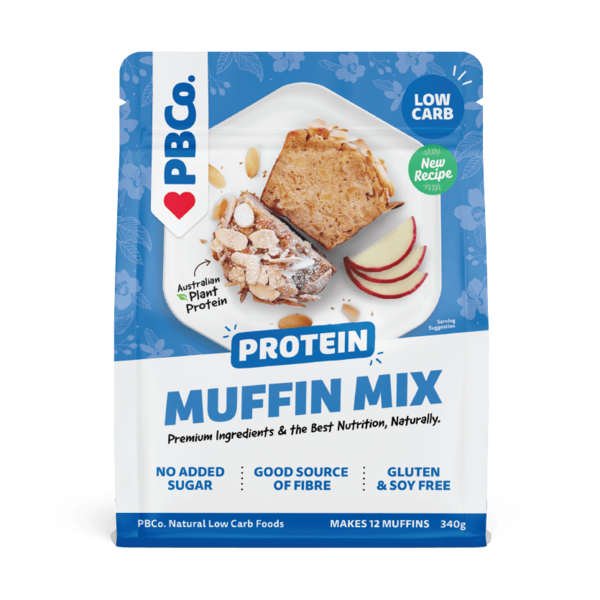 PBCo-Protein Muffin Mix 340G