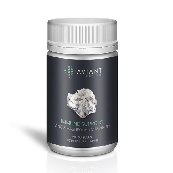 Pure Sports Nutrition-Aviant Immune Support (Zinc+Magnesium) 60C