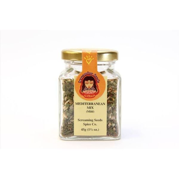 Screaming Seeds-Mediterranean Mix (Mild) 90G