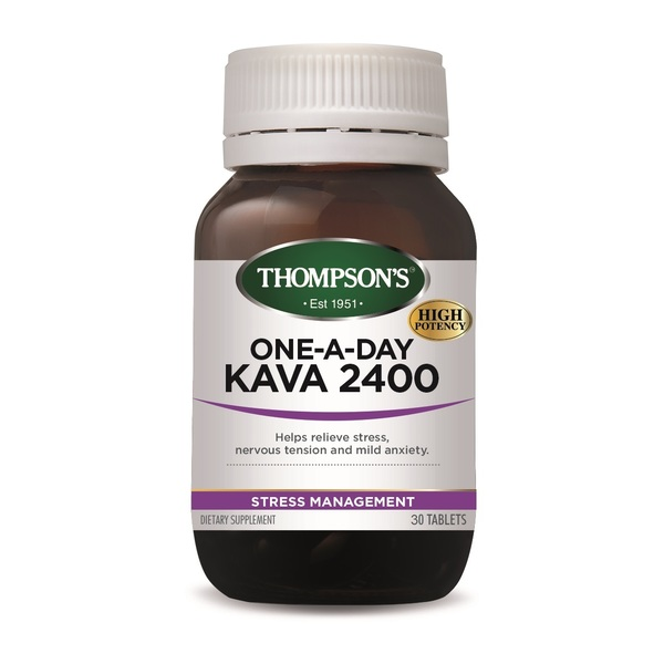 Thompson's-One A Day Kava 3800 30T