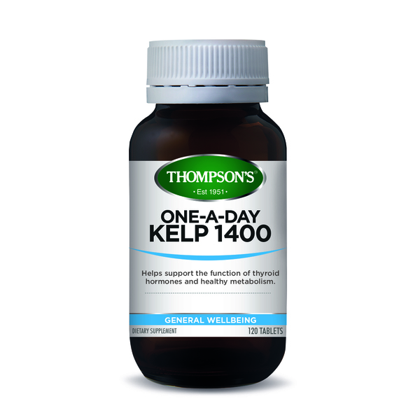 Thompson's-One A Day Kelp 1400 120T