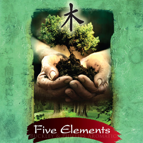 Five Elements-Wood Incense