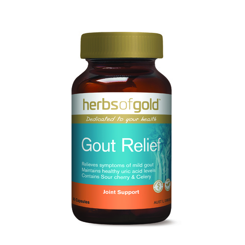 Herbs of Gold-Gout Relief 60VC