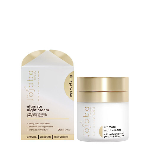 The Jojoba Company-Ultimate Night Cream 50ML