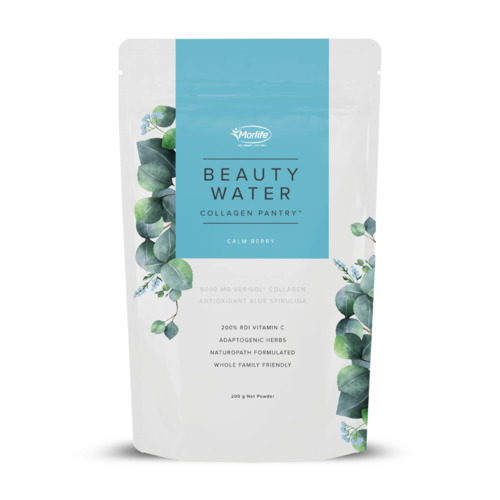 Morlife-Beauty Beauty Water Calm Berry 200G