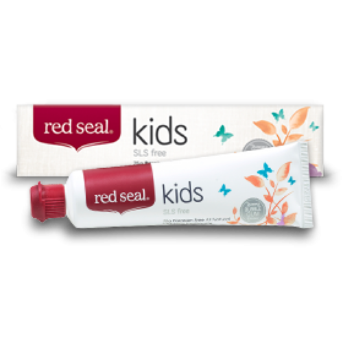 Red Seal-Natural Kids Toothpaste 75G